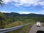 Pemandangan perjalanan menuju Depapre