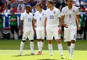 Tim Amerika Serikat. Sumber : goal.com